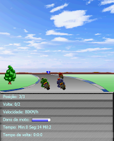 Screenshot of Moto GP Android