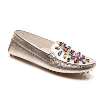 GF Ferre Colourful Gem Slip On SHOE