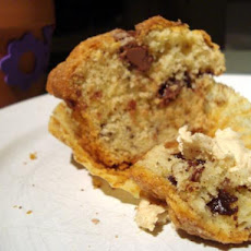 COLOSSAL Chocolate Chunk Muffins