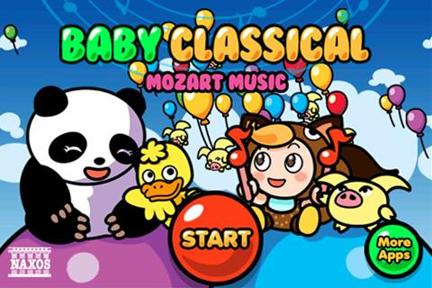 Baby classical Mozart Music