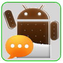 GO sms ICS theme icon