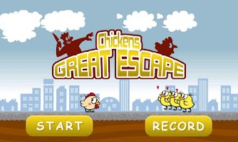 Screenshot of Chickens Great Escape