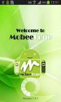 Screenshot of MobeeFone