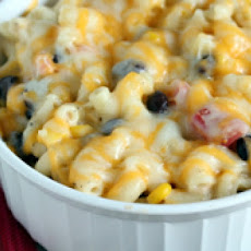 Southwestern-Style Macaroni and Cheese