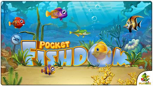 Pocket Fishdom - screenshot