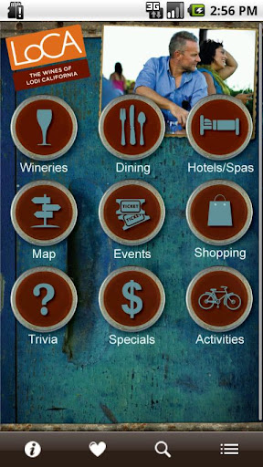 【免費旅遊App】Lodi Wine-APP點子