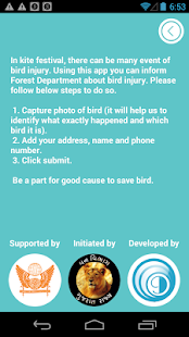 Save Bird Campaign - screenshot