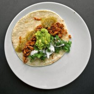 Basic Chicken Tacos