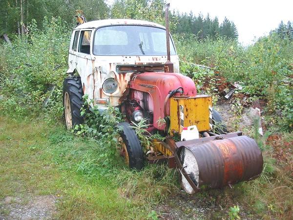 tractor kombi
