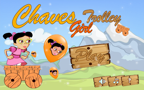 Chaves Girl Trolley - screenshot
