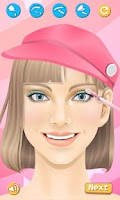 Screenshot of Princess Makeup - Girls Games