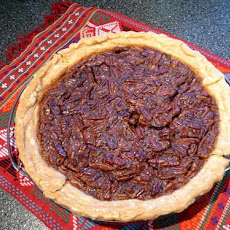 Maple Pecan Pie With Splenda
