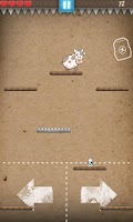 Screenshot of Mighty Cow lite : THE FALL