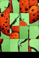 Screenshot of PZL ME: Whimsical Art