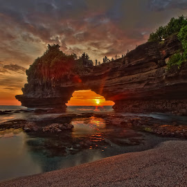 @ Batu Bolong 2 by Rientje Maya - Landscapes Sunsets & Sunrises