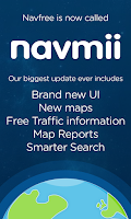 Screenshot of Navmii GPS World (Navfree)