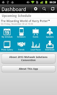 Mohawk Solutions Convention - screenshot
