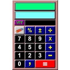Dual-Display Calculator