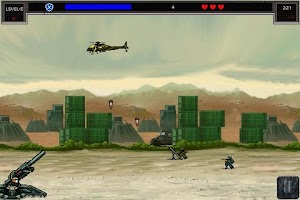 Screenshot of Border War Defence Patrol