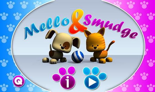 Kids Mello Smudge Maze