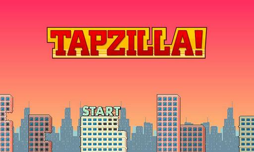Tapzilla Alpha
