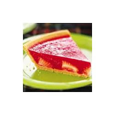 Strawberry JELL-O® Pie