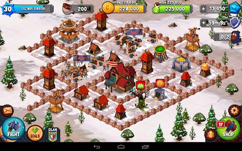 Vikings Battle: Strategy Game- screenshot thumbnail
