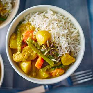 Malaysian-style Chicken Curry