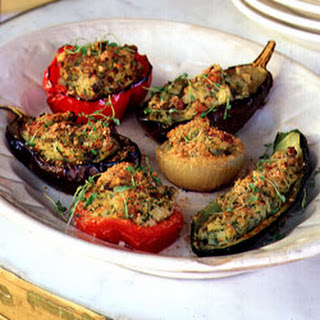 Niçoise-Style Stuffed Vegetables