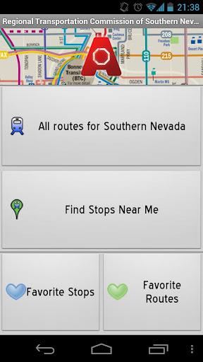 Las Vegas Transit: AnyStop
