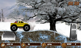 Screenshot of Arctic Monster Truck