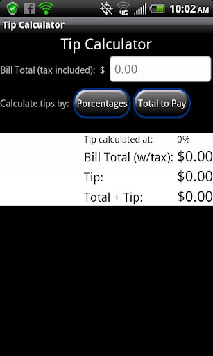 Calculate Tips the right way