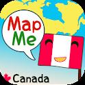MapMe Canada icon