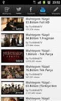 Screenshot of Muhtesem Yuzyil Fans