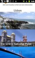 Screenshot of Portugal Travel Guide