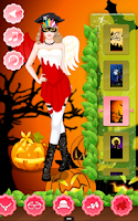 Screenshot of Dress Up! Halloween