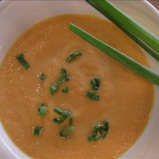 South of the Border Carrot Bisque