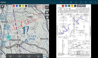 Screenshot of FlightPro