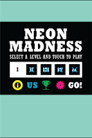 Screenshot of Neon Madness