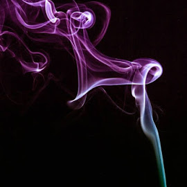 Smoke  by Zetsu Nawa - Abstract Fire & Fireworks
