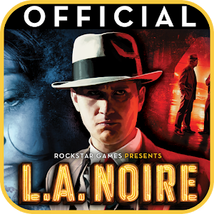 Cover art BradyGames Official L.A. Noire