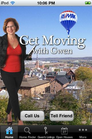 Get Moving With Gwen