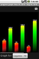 Screenshot of irondroid