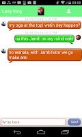 Screenshot of Jamb Tutor