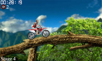Screenshot of MX Motocross Free
