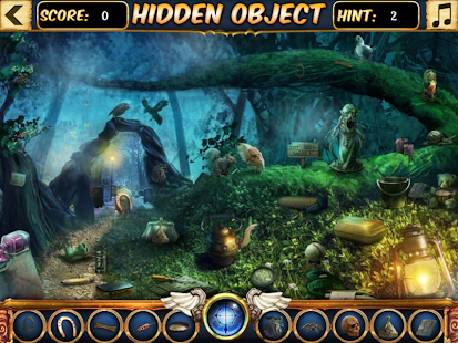 Bermuda Triangle Hidden Object - screenshot