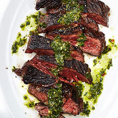 Sliced Hanger Steak