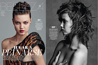 Photography David Roemer, Stylist Chabela Garcia, Makeup Frederik Stambro