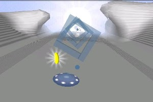 Screenshot of Max the flyer 3D