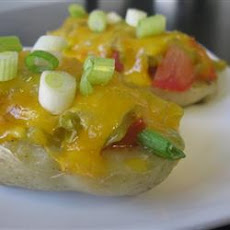 Suzy's Potato Skins